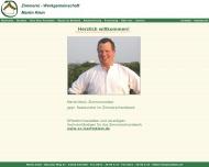 Bild Klein Martin Zimmermeister und geprüfter Restaurator