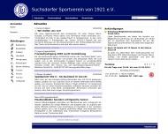 Bild Suchsdorfer Sportverein v. 1921 e.V.