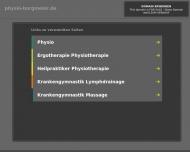 Bild Borgmeier Maria Anna Physiotherapie und Massage