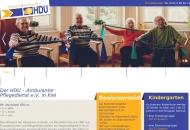 Bild HDU e.V. ambulanter Pflegedienst Regionalgruppe Kiel