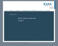 Bild Webseite Benthin , Schwark , Hansen u. Kühl Steuerberater Wirtschaftsprüfer Kiel