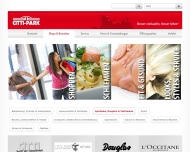 Bild Webseite CITTI-PARK Kiel Kiel