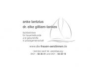 Bild Webseite Anke Lantzius Kiel