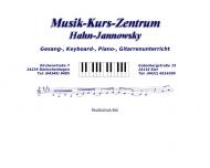Bild Musik-Kurs-Zentrum Musikschule