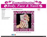 Bild Kosmetikinstitut Body Face & Nails am Wilhelmplatz