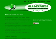 Website Glas-Express Glaserei Kiel