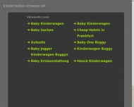 Website Kinderladen Schweer
