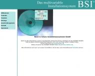 Bild BSI Borst & Schurz Installationssysteme GmbH