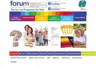 Bild Forum Kath. Forum Erwachsenen- u. Familienbildung