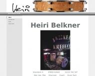 Bild Dipl. Soz-Päd. Heiri Belkner, Drummer Coach