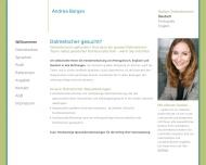 Bild Webseite Schanbacher A. Köln