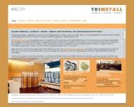 Bild TRIMETALL, Schmuck, Design, Eheringe, Trauringe ...