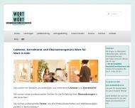 Bild Das Team von Wort für Wort in Köln – Lektorat und ...
