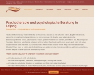 Heilpraktikerin f?r Psychotherapie Beratung in Leipzig