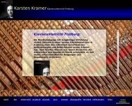 Bild Klavierunterricht Freiburg, Karsten Kramer
