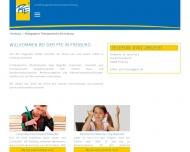 Bild Webseite PTE Freiburg Freiburg im Breisgau
