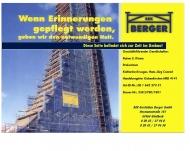 Bild Berger Verwaltungsgesellschaft mbH