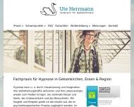 Bild Hypnose in Gelsenkirchen und Essen - Ute Herrmann