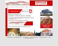 Bild Schreiber Dach Dachdeckerei - Zimmerei