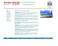 Bild Taxenvermittlung Funk-Taxenruf Harburg GmbH