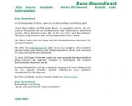 Bild Buss-Baumdienst.de Andreas Buss Baumpflege Baumfällungen