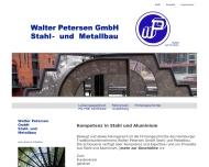 Bild Petersen Walter GmbH Metallbau