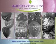 Bild Aufsteiger Luftballons Inh. Birthe Hansen Dekorationen
