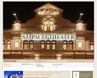 Bild St. Pauli Theater - Programmübersicht