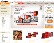 Bild bimago GmbH Dekorationen Bilder