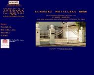 Bild Schwarz Alfred R. Metallbau GmbH Schlosserei Masch.Bau Torautomatik