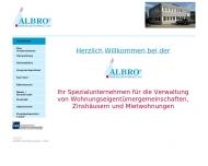 Bild ALBRO Verwaltungsges. mbH