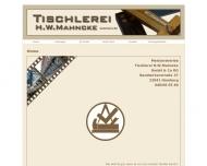 Bild Mahncke GmbH & Co. KG Tischlerei