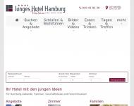 Bild Junges Hotel Hamburg