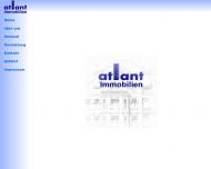 Bild Webseite Atlant -Daltz-Immobilien Dresden