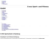 Bild X-ESS Sport und Fitness GmbH Fitness-Club