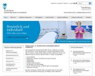 Bild Diakonie-Klinikum Hamburg Klinik im Kronprinzenbau
