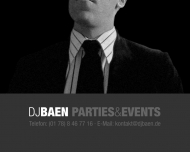 Bild DJ Baen Parties & Events