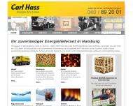 Bild Hass Carl GmbH Kohle