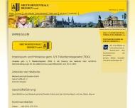 Bild Webseite Mietwohnzentrale Dresden Dresden