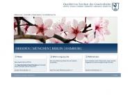 Bild Webseite Immprima-Handelsges. für Haus- und Grundbesitz Dresden