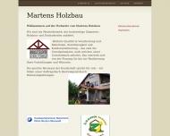 Bild Martens Holzbau