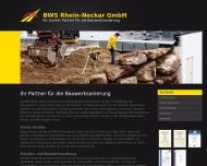 Bild BWS Rhein-Neckar GmbH