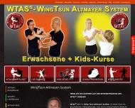 Bild WTAS - Verband [ WTAS, WingTsun, Kampfsport, Selbstverteidigung ...
