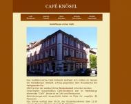 Bild Cafe-Hotel Knösel Cafe K. GmbH