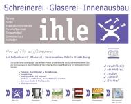 Bild Schreinerei & Innenausbau Ihle