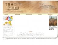Bild Webseite TABO Pawlicki Herne