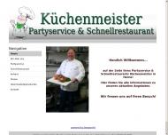 Bild Partyservice Küchenmeister Rohschürmann Partyservice