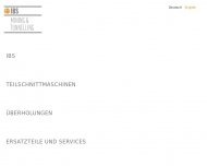 Bild IBS-Industriemaschinen Service GmbH