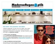Bild Moderne Augenoptik GmbH