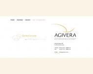 Bild Webseite Agivera Karlsruhe